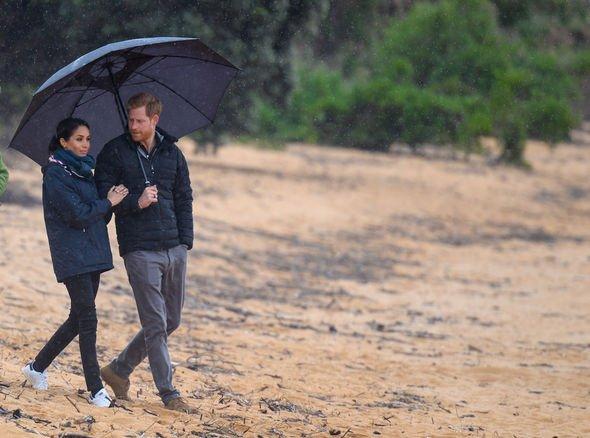 Meghan Markle dog: Meghan Markle and Prince Harry