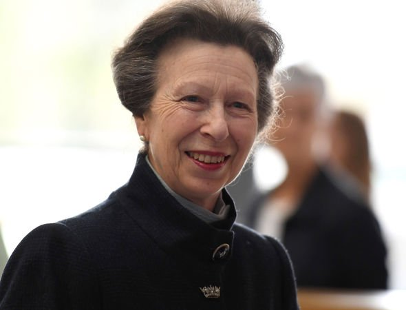 Princess Anne transformation