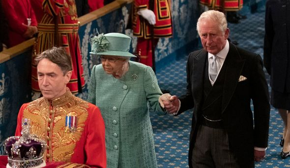 prince charles news queen throne latest