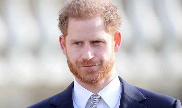 prince harry archie social media fears