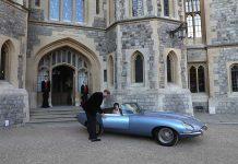 prince-harry-meghan-wedding-car