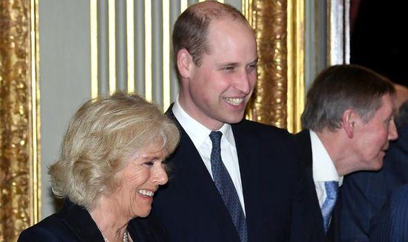 prince william news camilla duchess of cornwall
