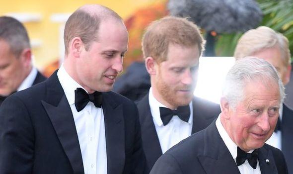prince william news prince harry feud charles