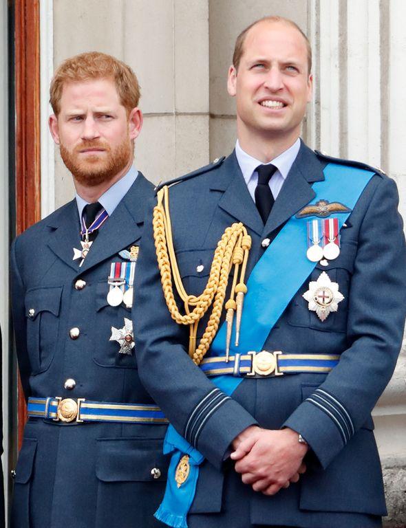prince william news prince harry royal feud