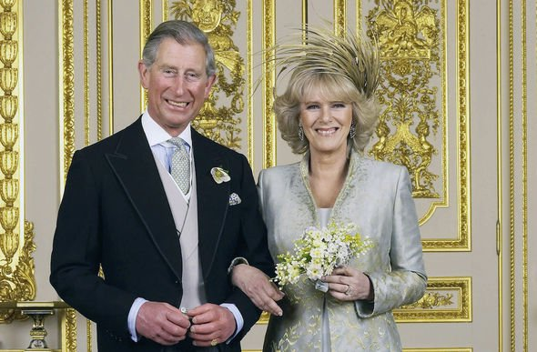 Princess Anne marriage: Charles and Camilla