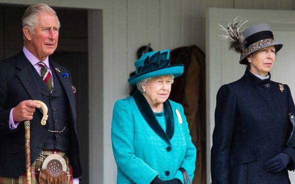 princess anne news queen scotland royal family