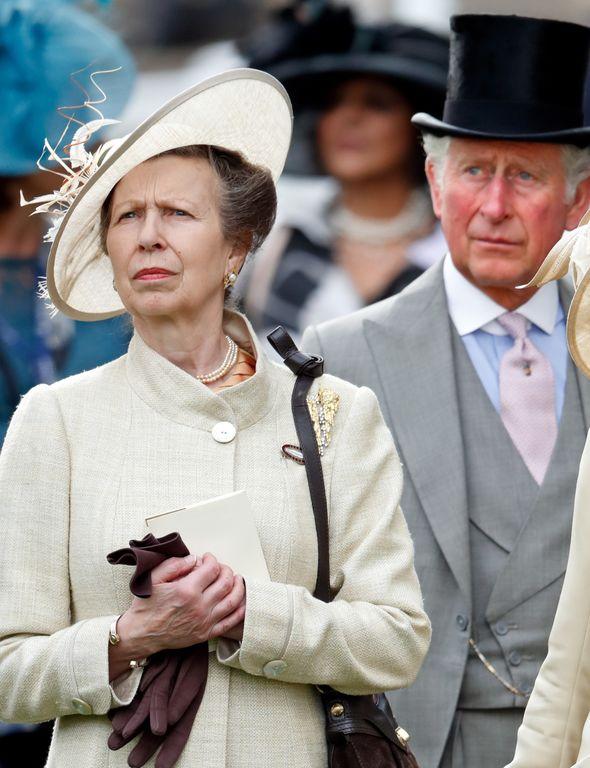 princess anne news royal family hardest working