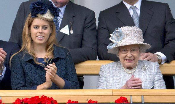 Princess Beatrice net worth: Beatrice and the queen