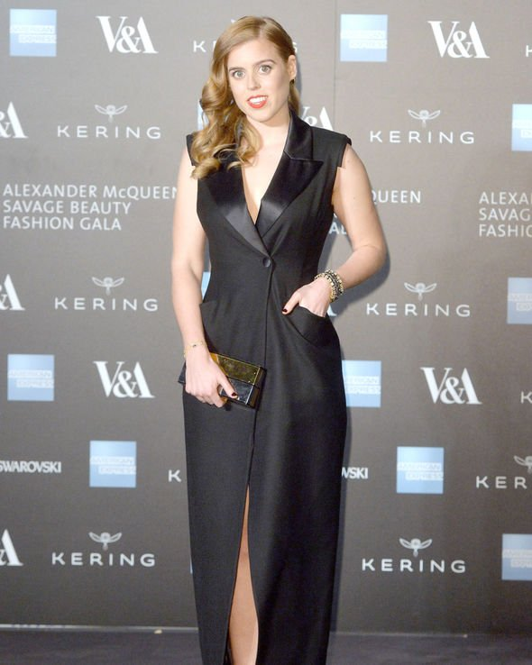 Princess Beatrice net worth: BEATRICE AT EVENT