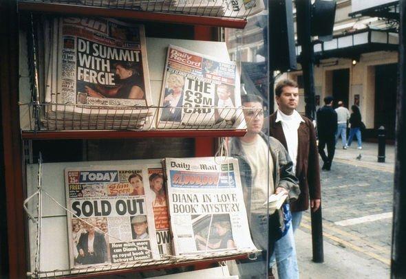 Princess Diana news: Newspaper headlines