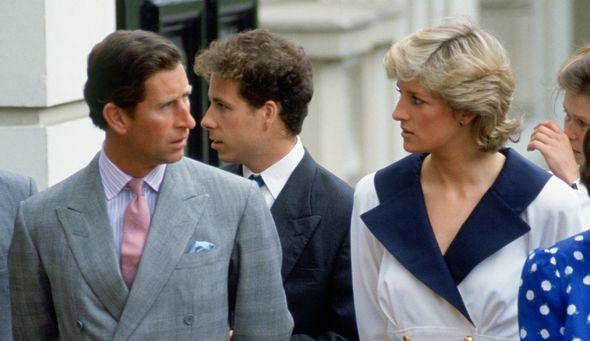 princess diana news prince charles divorce royal news