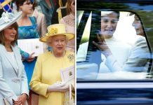 queen elizabeth ii carole middleton