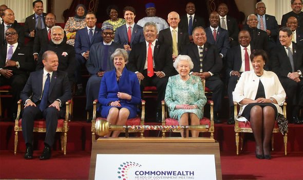 queen elizabeth ii commonwealth
