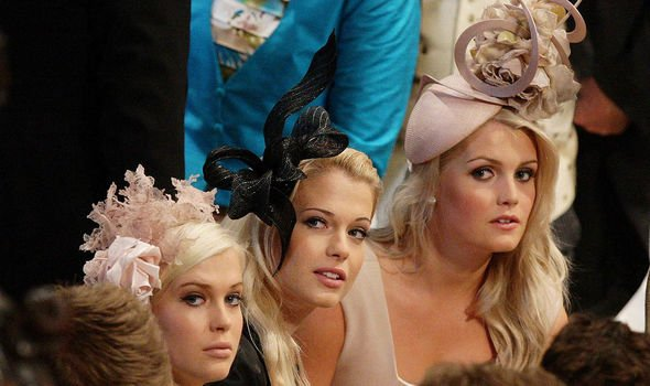 royal wedding news princess diana niece lady amelia charles spencer royal news