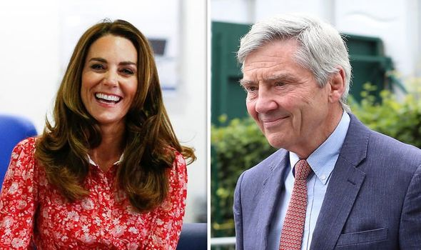 Kate Middleton and her father Michael Middleton