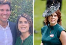 princess eugenie jack brooksbank pregnancy