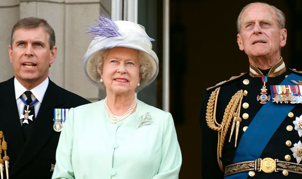 The Queen and Prince Philip had to put their foot down over Andrew's behaviour several times in the past