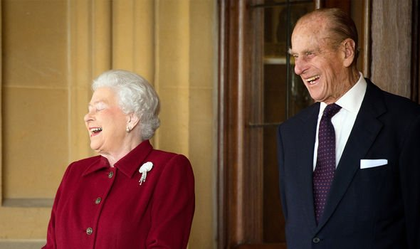 The Queen and Philip are considered the backbone of the current Royal Family