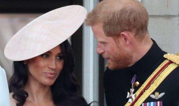 Meghan and Harry bonded over their first trip away to Botswana