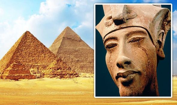 Akhenaten was the 10th ruler of the Eighteenth Dynasty