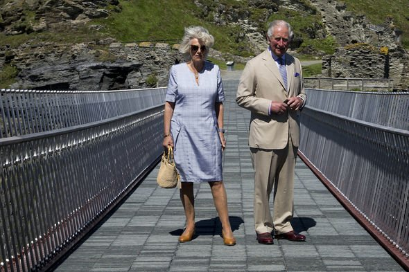 Camilla Parker Bowles: Charles and Camilla have been married since 2005