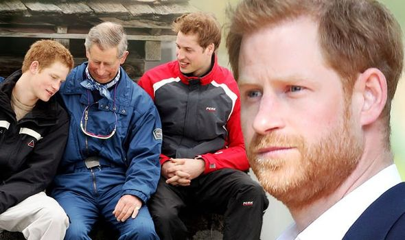'Easy to forget who I am' Prince Harry's confession before Royal Family split