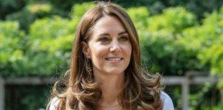Kate Middleton in Battersea Park