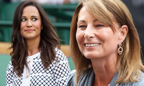 Pippa Middleton: The royal's mother gave her a harsh rebuke during a school cross country event