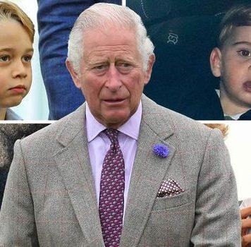 Prince Charles shock: Royals