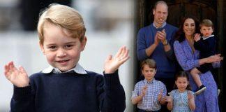 Prince George news: Royals