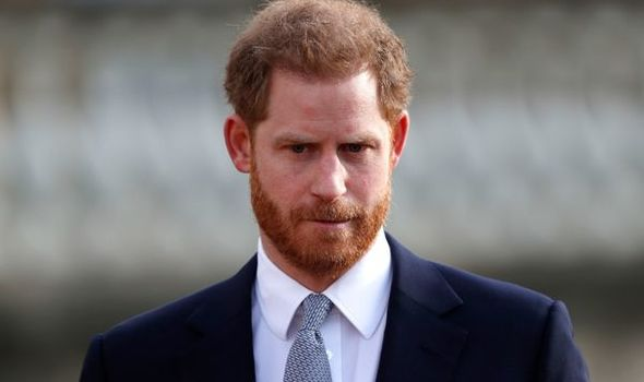 Prince Harry heartbreak: Prince Harry