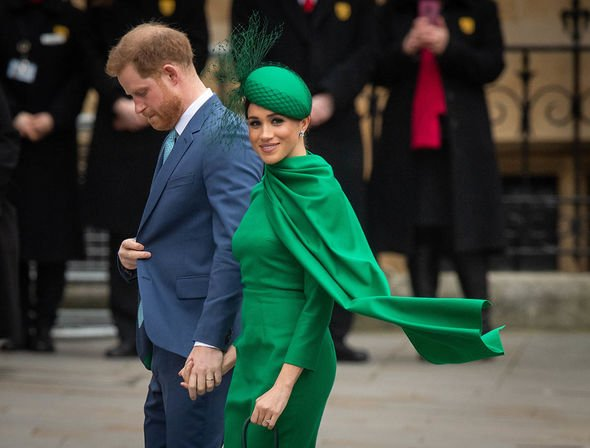 Prince Harry snub: The couple