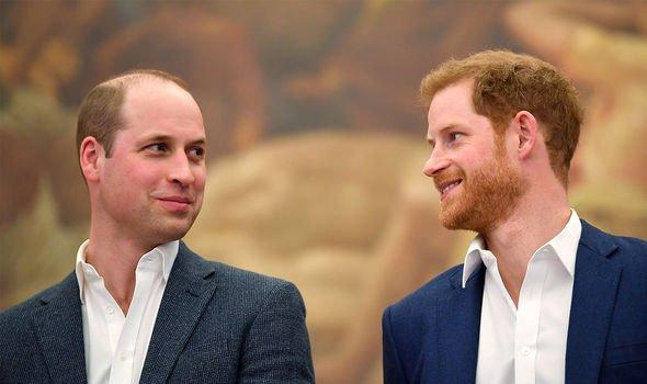 Prince William news: Prince Harry