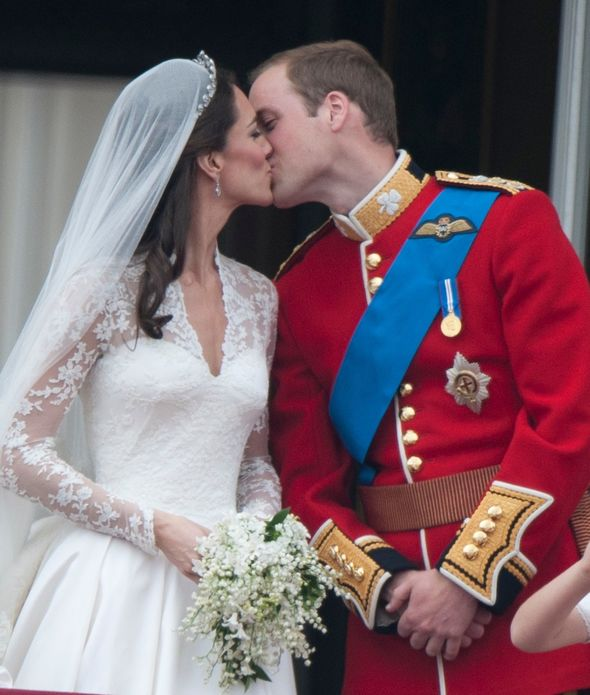 Prince William title: Kate and William