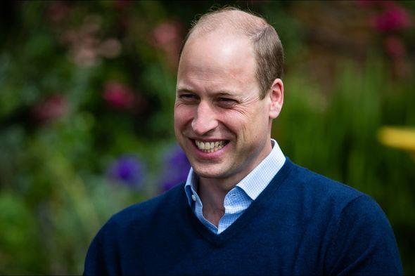 Prince William title: Prince William
