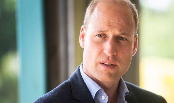 Prince William title: William