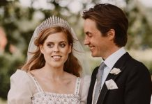 Princess Beatrice and Edo