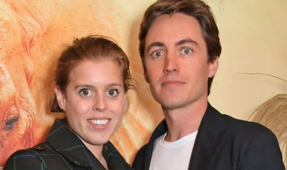 Princess Beatrice pregnant