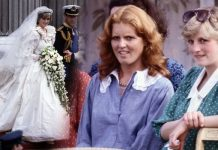 Princess Diana, Sarah Ferguson and Charles