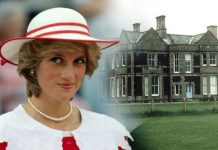 Princess Diana and Park House