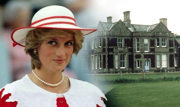 Princess Diana and Park House
