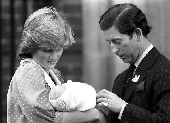 Princess Diana news latest update royal family Prince Charles