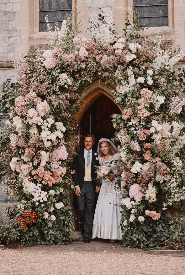 Princess Eugenie title: Princess Beatrice wedding