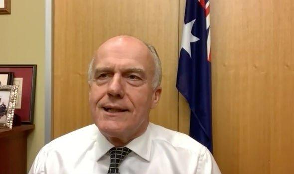 Queen Elizabeth II handled Meghan and Harry 'exceptionally well', says Australian Senator