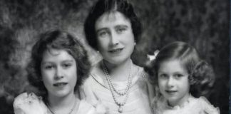 Queen Mother Elizabeth Bowes Lyon young royal family news