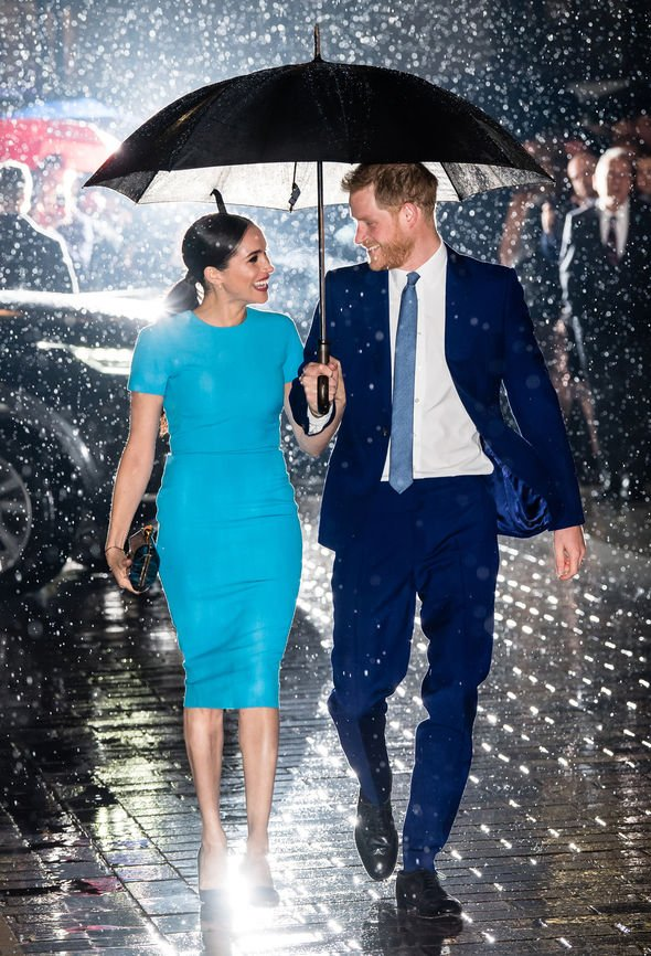 Sussex snub: Meghan Markle and Prince Harry