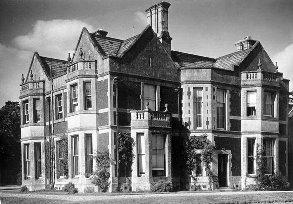 The exterior of Park House