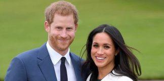 Meghan Markle news: Prince Harry and Meghan Markle at Kensington Palace