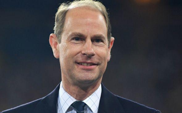 prince edward latest news royal family