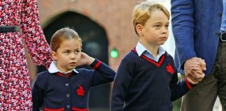 princess charlotte news prince george back to school